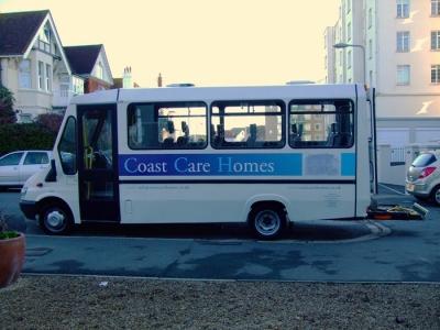Our Comfy Bus