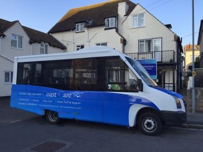 Our New Minibus!