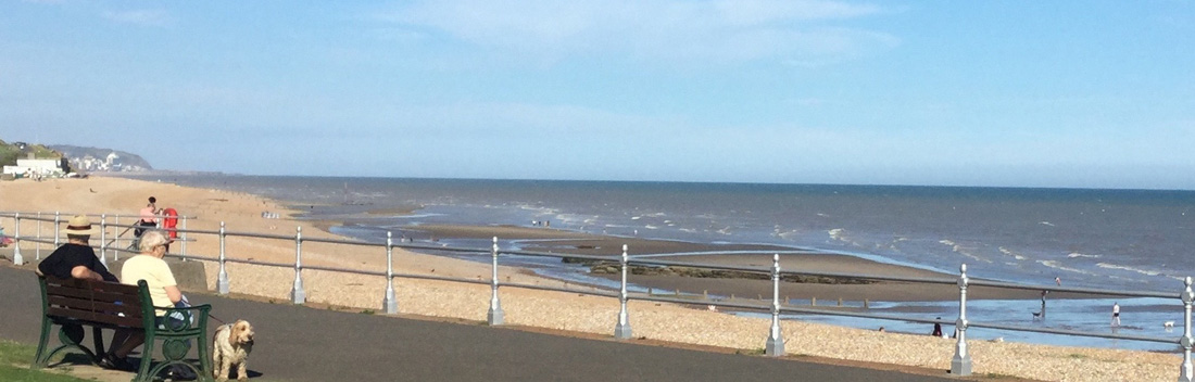 Beautiful Sussex Coast. Coast Home Care covering Bexhill on Sea, St Leonards, Hastings, Battle area